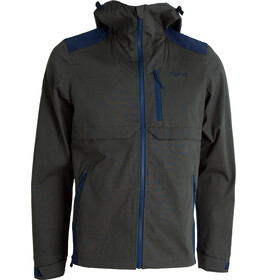 Tufte Wear Jacket Herrer, deep forest-insignia blue